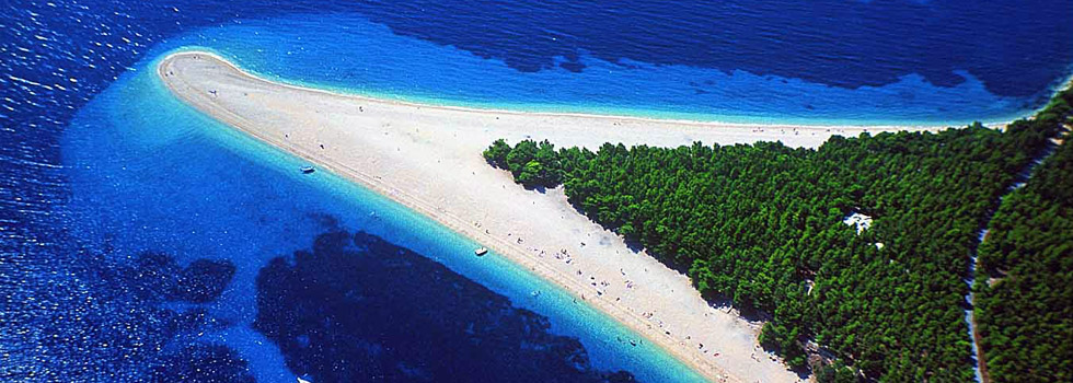 Beaches of Island Brac!